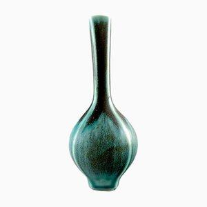 Vaso Selecta grande in ceramica di Berndt Friberg per Gustavsberg, anni '60