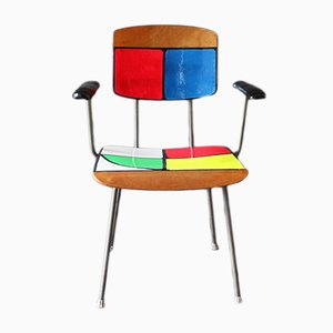 Peak of a Century Neon 1 Armchair by Markus Friedrich Staab for Atelier Staab
