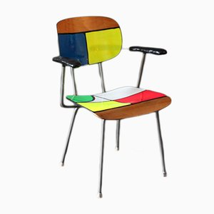 Peak of a Century Neon 2 Armchair by Markus Friedrich Staab for Atelier Staab