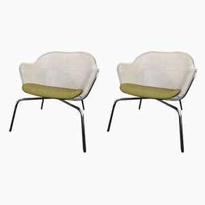 Luta Armchairs by Antonio Citterio for B&B Italia, 2000s, Set of 2