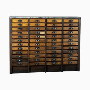 Antique German Apothecary Cabinet by Georg Thieme, 1950s
