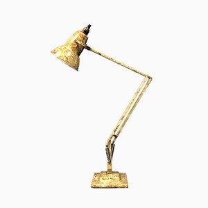 Lámpara de escritorio Anglepoise inglesa de Herbert Terry & Sons, años 40