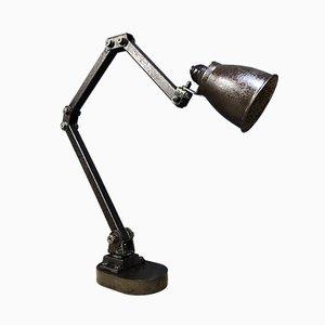 Lampe de Machiniste Industrielle de Memlite, Angleterre, 1950s