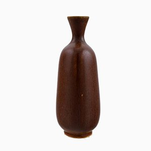Vaso modernista in ceramica di Berndt Friberg per Gustavsberg, anni '60