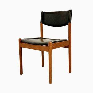 Mid-Century Teak Dining Chair Model Erika by Erik Wørt, 1960s