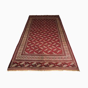 Vintage Middle Eastern Turkmen Rug