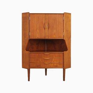 Mueble esquinero danés de Omann Jun, años 70