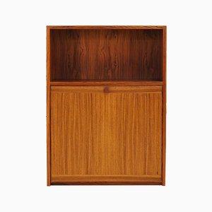 Scandinavian Rosewood Bookcase, 1970s