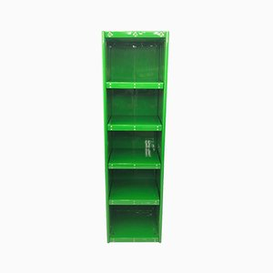 Large German Green Bookcase by Otto Zapf, 1970s