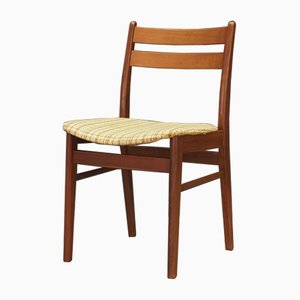 Mid-Century Danish Teak Dining Chair, 1960s