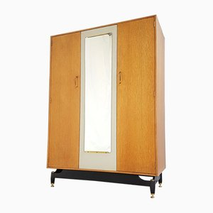 Oak Triple Wardrobe from G-Plan, 1960s