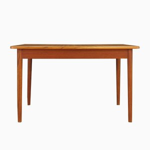 Danish Teak Dining Table, 1970s