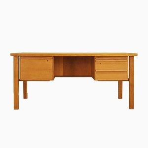 Mid-Century Danish Desk by A. Ahlström Osakeyhtiö