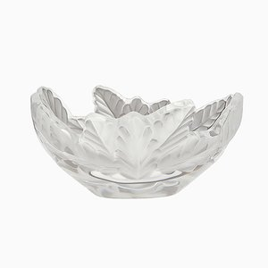 Vintage Crystal Bowl from Lalique