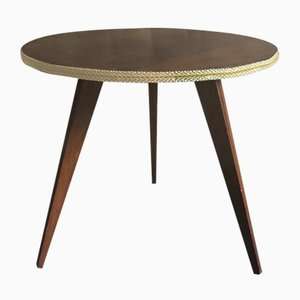 Table d'Appoint Tripode, 1950s