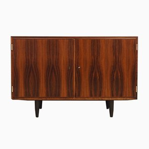 Vintage Danish Rosewood Cabinet from Hundevad & Co., 1970s