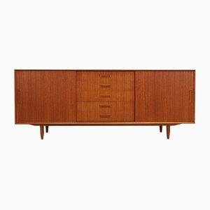 Vintage Danish Teak Sideboard from Vemb, 1970s