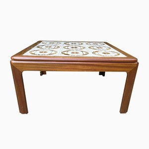 Mid-Century G-plan Tiled Coffee Table