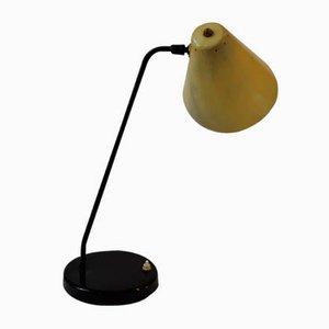 Lampada da tavolo nr. 303 di Jacques Biny per Luminalite, anni '50