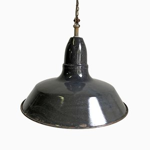 Industrial Suspension Lamp, 1950s