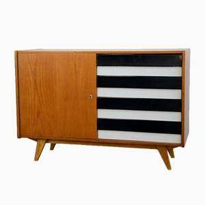 Mid-Century Drawers by Jiří Jiroutek for Interier Praha, 1960s