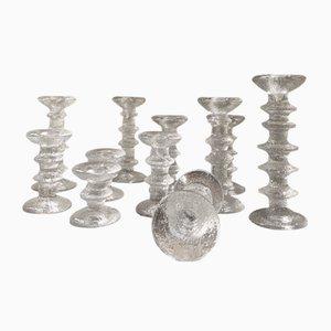 Vintage Tischlampen von Timo Sarpaneva für Iittala, 11er Set