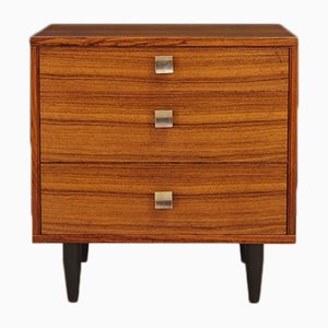 Vintage Scandinavian Rosewood Chest of Drawers from Ulferts Möbler, 1970s