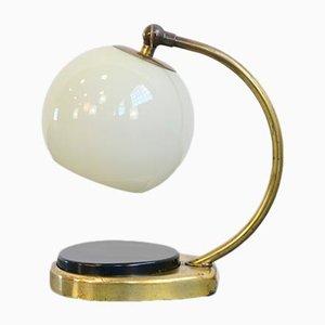 Bauhaus Bedside Lamp by Marianne Brandt for Ruppel Werke, 1930s