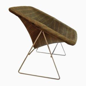 Vintage Corb Sessel von ARP für Steiner, 1956