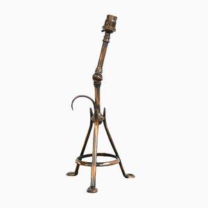 Lampada da tavolo antica di James Hinks & Son, inizio XX secolo
