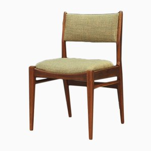 Vintage Danish Side Chair, 1970s