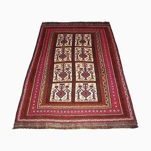 Großer flachgewebter Soumak Teppich