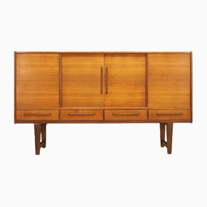 Vintage Danish Highboard from PMJ Viby J, 1970s