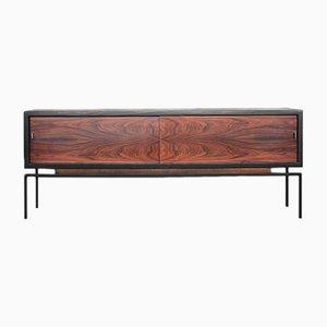 Mid-Century Modern Belgian Rosewood Sideboard, 1970s