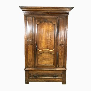 Antique Louis XIV Cherry Wardrobe