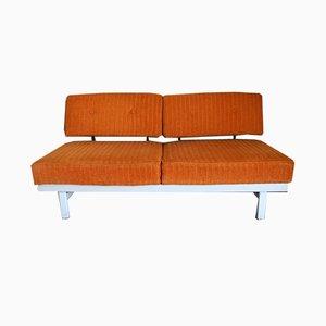 Sofá cama Stella de Walter Knoll, años 50