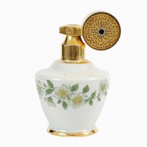 Vaporisateur de Parfum Vintage en Porcelaine de Marcel Franck, 1960s