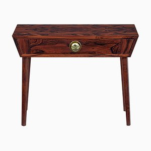 Small Mid-Century Rosewood Occasional Table, 1960s