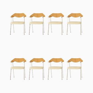 Vintage 675 Dining Chairs by Robin Day for Habitat, Set of 8