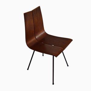 Chaise de Salle à Manger GA Vintage par Hans Bellmann pour Horgenglarus, 1950s