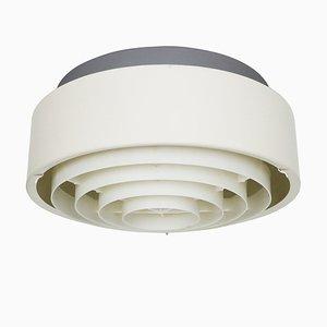 Lámpara de techo de Louis Poulsen, años 70