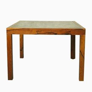 Vintage Swedish Rosewood Coffee Table, 1960s