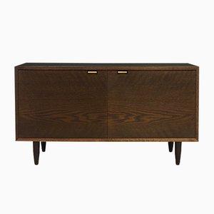 Mueble danés de roble, años 70