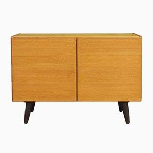 Danish Ash Wood Cabinet, 1970s
