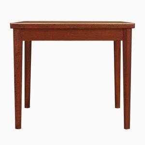 Teak Extendable Dining Table from Brdr. Furbo, 1970s