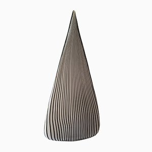 Pyramid Table Lamp by Lino Tagliapietra for Effetre, 1980s