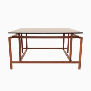 Teak Coffee Table by Henning Nørgaard for Komfort, 1960s
