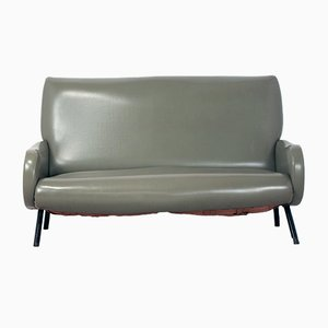 Sofá de dos plazas Lady de Marco Zanuso para Arflex, años 50