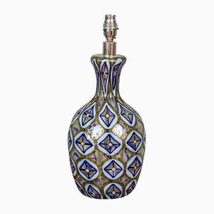 Lampada da tavolo Athena di Ercole Barovier per Barovier & Toso, 1964