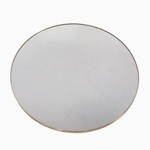 Large Round Mirror, 1970s
